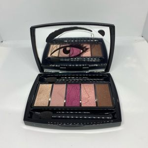 Lancôme color design eyeshadow rose fusion